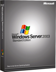 Support for Microsoft Server 2003 Ends July 2015