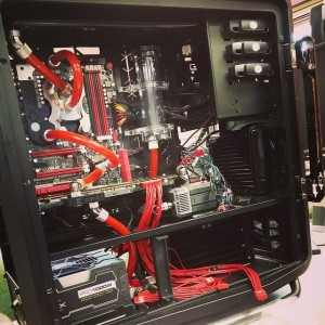 Another custom built gaming computer for a client in the Concord, Walnut Creek area