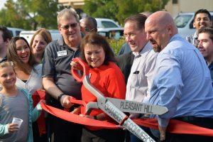 Cantrell's Computer Sales & Service: Concord Chamber of Commerce Ribbon Cutting- Close up