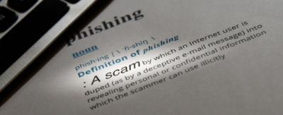 Phishing is the fraudulent practice of sending emails to induce individuals to reveal personal information